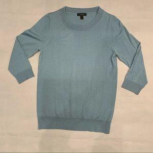 JCREW wool crew neck sweater - small